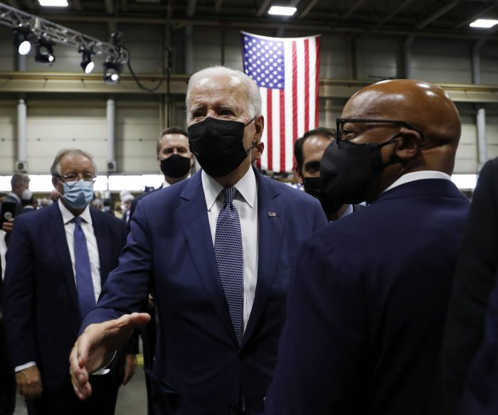 Biden makes $100M pledge to aid Southeast Asia with COVID-19, climate change