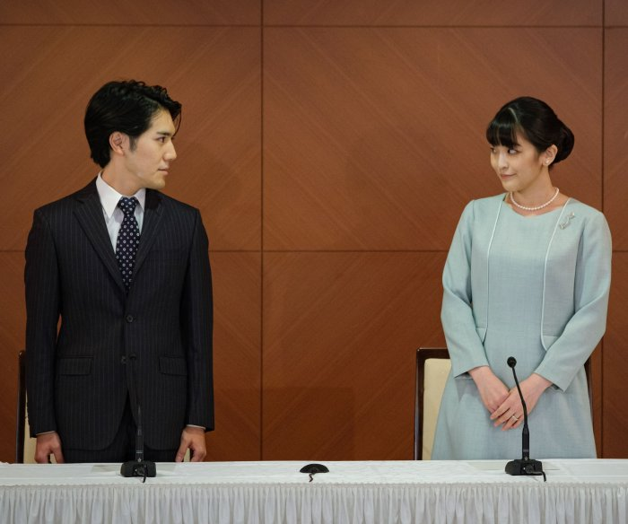 Japan's Princess Mako marries fiance in Tokyo, gives up royal title