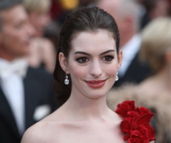 Moments from Anne Hathaway's career
