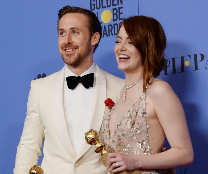 'La La Land' earns a leading 14 Oscar nominations