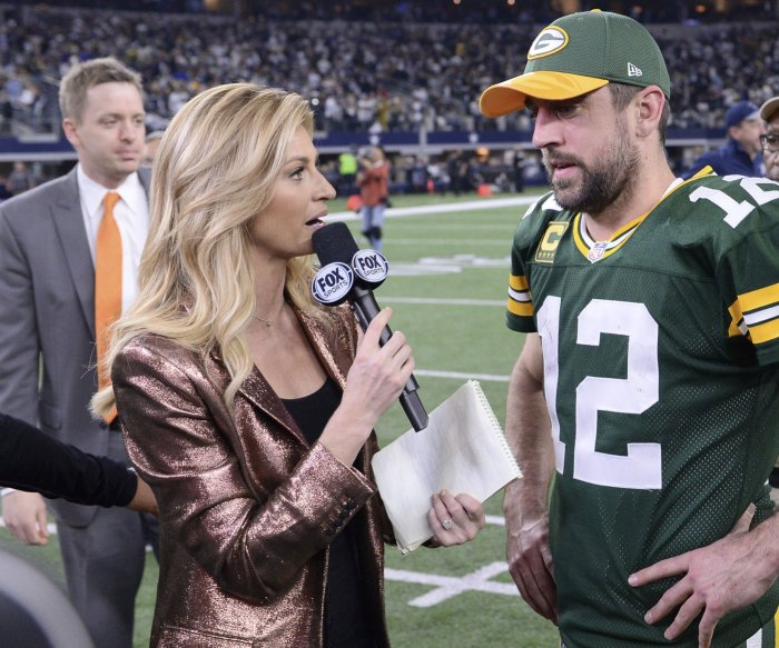 Erin Andrews battled cancer during '16 NFL season