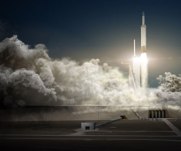 SpaceX says it will fly civilians to the moon next year