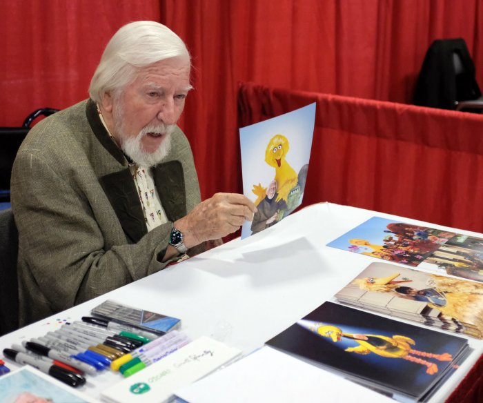 Long-time Big Bird portrayer Caroll Spinney dead at 85