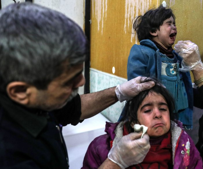 Syria: U.N. Security Council approves 30-day cease-fire