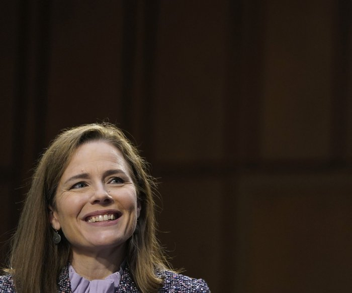 Judge Amy Coney Barrett nominated to U.S. Supreme Court