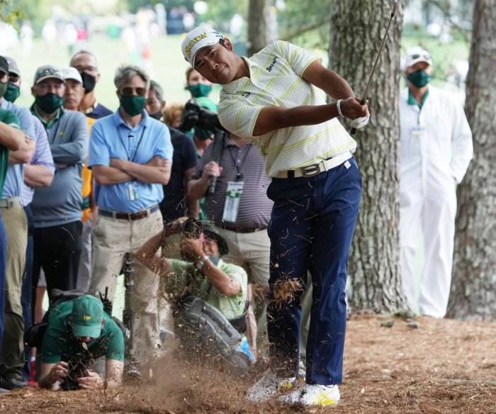 Hideki Matsuyama wins 85th Masters golf tourney first major title