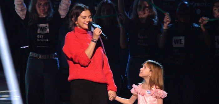 Selena Gomez, Jennifer Aniston attend WE Day California