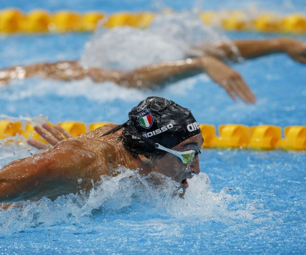 Tokyo Olympics: Moments from men's swimming