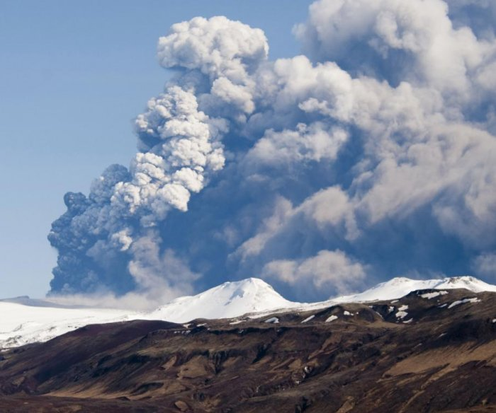 Study links ancient volcano to Iceland's Christianity