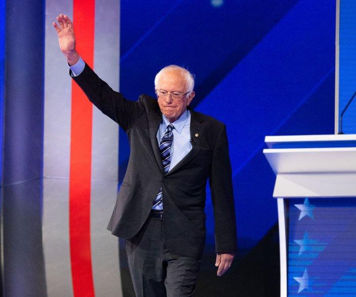 Bernie Sanders' tax plan: Strip 2017 overhaul, hike minimum wage to $15