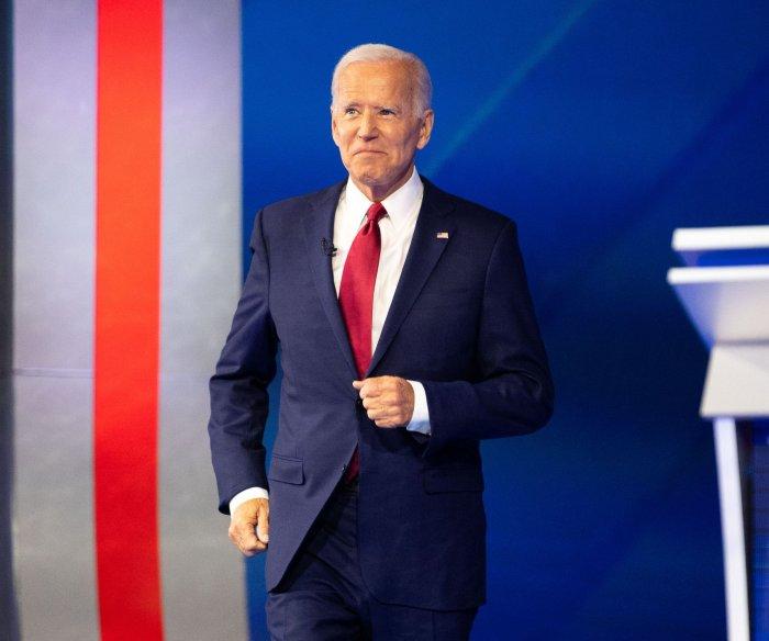Joe Biden's anti-corruption government plan targets Donald Trump