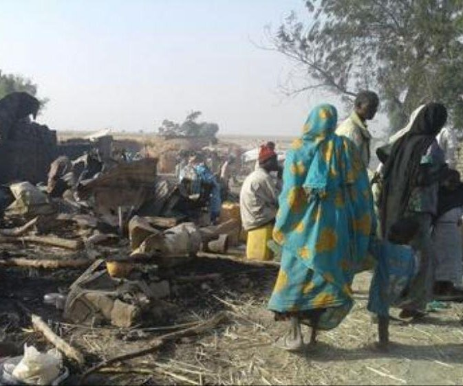 Errant airstrike kills Doctors Without Borders staff in Nigeria