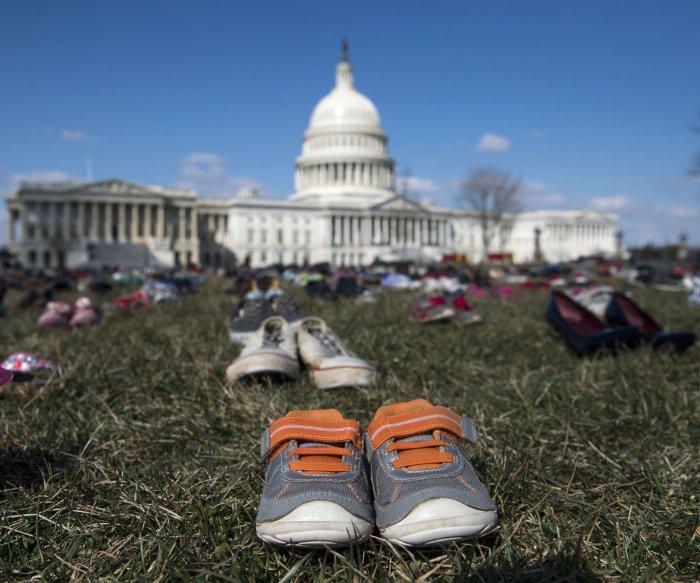 Survivors, legislators address gun violence in schools