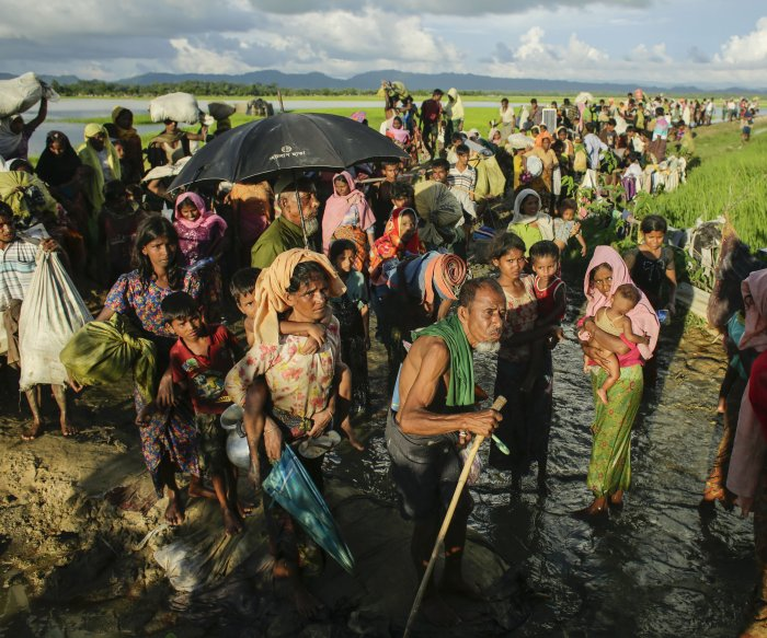 Rohingya repatriation plan has no safety guarantee, sources say