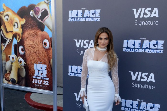 'Ice Age: Collision Course' premieres in Los Angeles