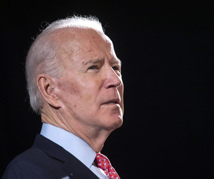 Joe Biden tells black leaders he will fight institutional racism