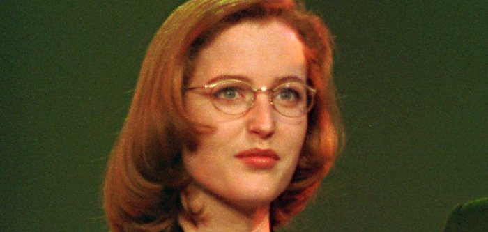 Gillian Anderson turns 50: A look back