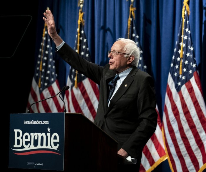 Bernie Sanders unveils plan to wipe out college debt