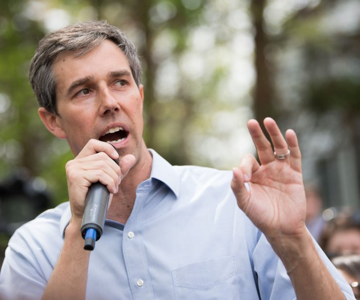 Beto O'Rourke releases veterans plan with healthcare trust fund, 'war tax'