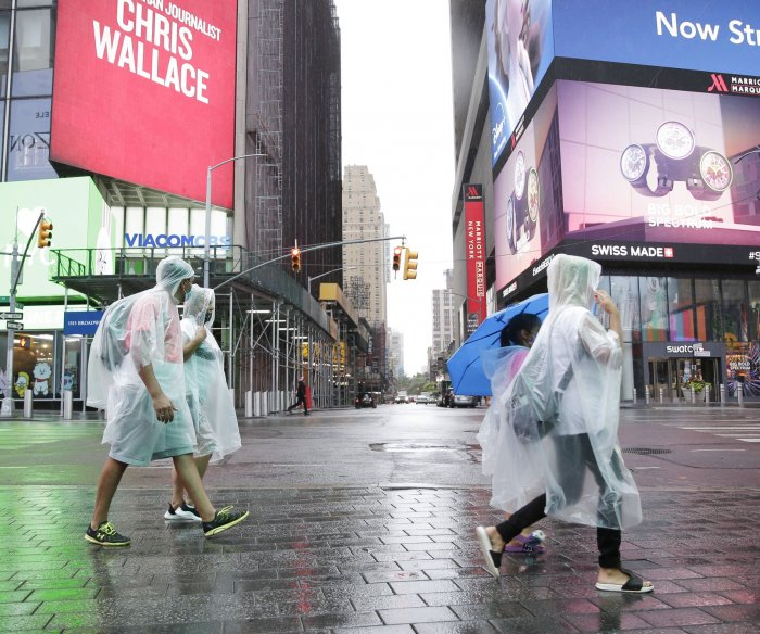 Boston begins 3rd phase of reopening; no COVID-19 deaths in N.Y.