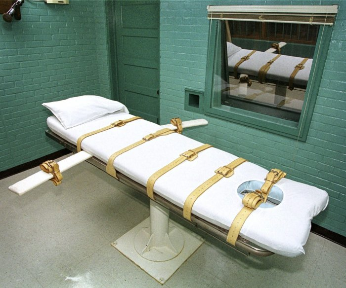 Daniel Lewis Lee set to die Monday; 1st federal execution in 17 years