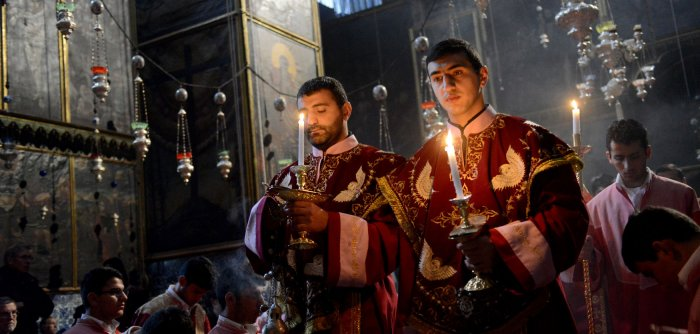 Commemoration of Armenian Genocide centennial in Jerusalem