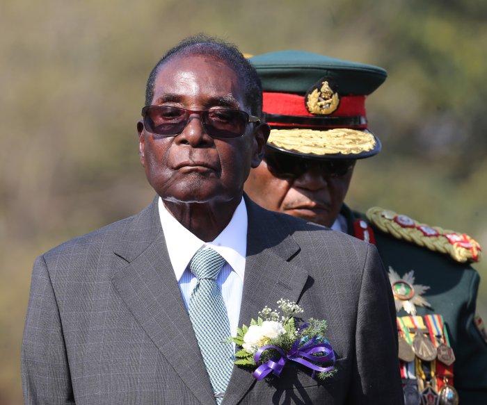 'Hero' Robert Mugabe granted immunity in Zimbabwe