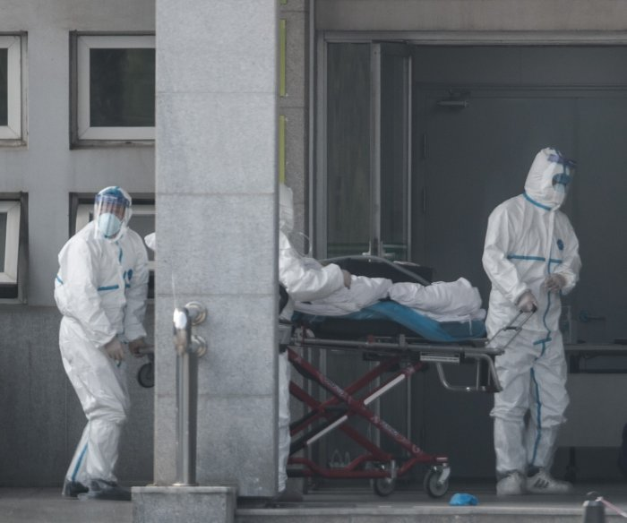 4th person in China dies from new virus