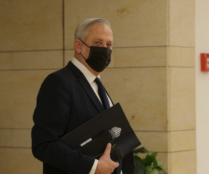 Israeli Knesset passes bill to disband in step toward another election