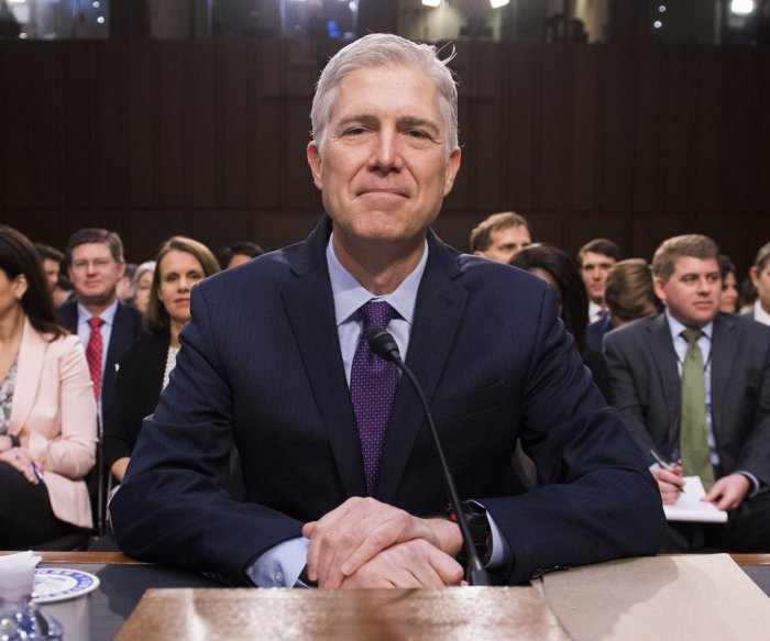 Watch: Day 4 of Neil Gorsuch's Senate confirmation hearing