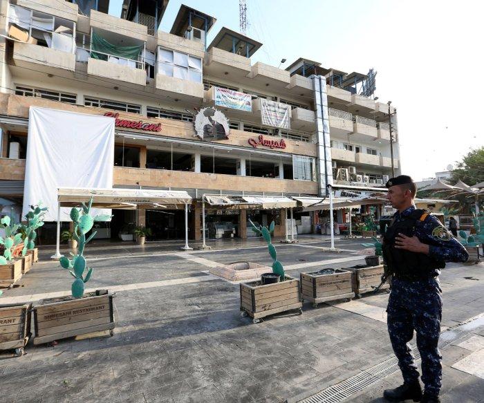 Islamic State car bombs kill at least 27 in Baghdad