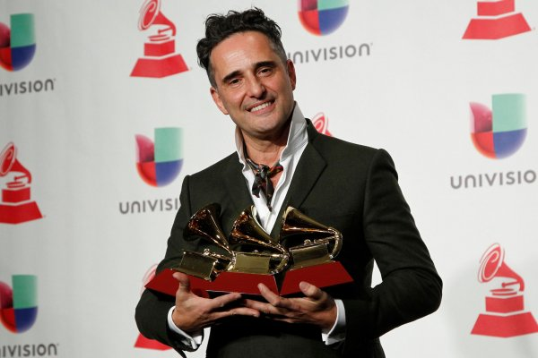 Jorge Drexier, Karol G win top honors at Latin Grammys