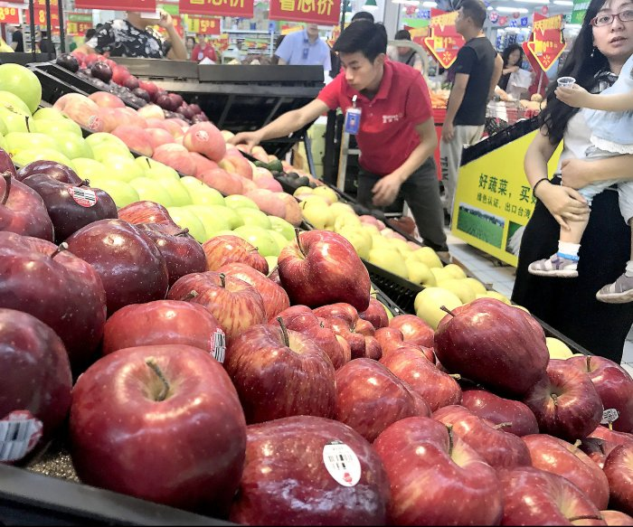 India's tariff on U.S. apples delivers major blow to fruit industry