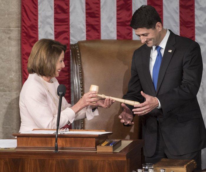 Lawmakers unveil $1.3T spending bill to avoid shutdown