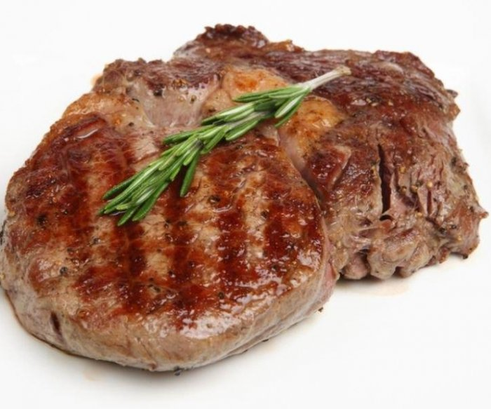Well-done meat may be bad for your blood pressure