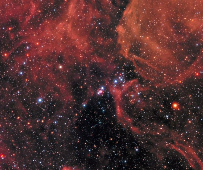 Hubble shares new photo on supernova's 30th anniversary