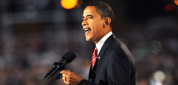 Presidential speeches: Obama through the years