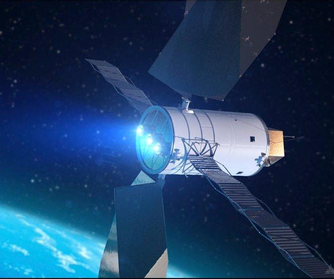 NASA pursues greener, more efficient spacecraft propulsion