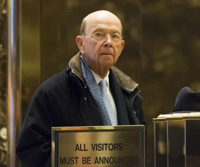 Senate confirms Wilbur Ross as commerce secretary