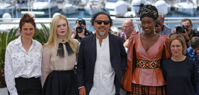 Moments from the Cannes Film Festival