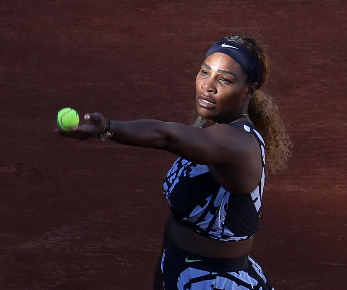 Moments from Serena Williams' career