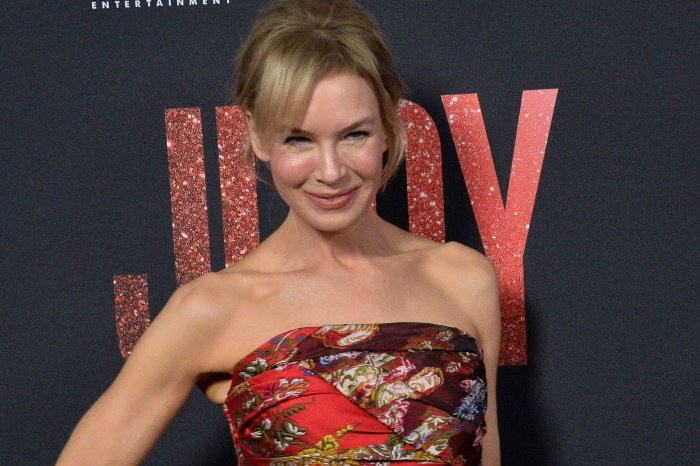 Renee Zellweger attends 'Judy' premiere in Beverly Hills