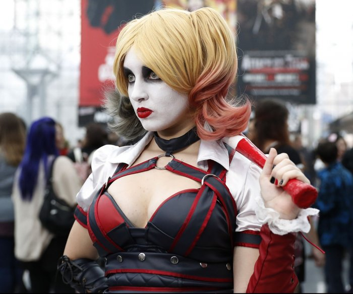 2016 NY Comic Con