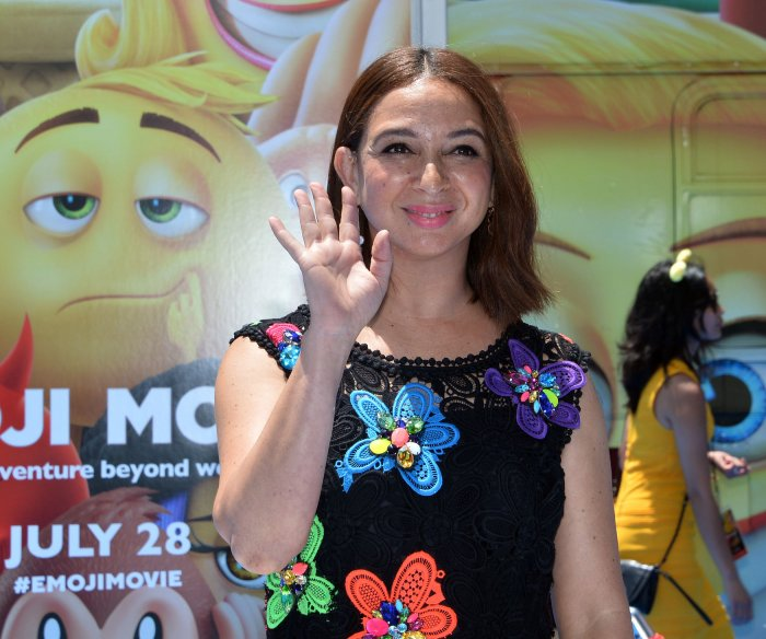 'The Emoji Movie' premiere in Los Angeles