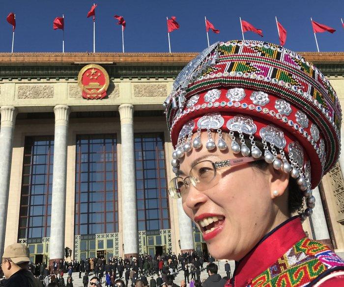 National People's Congress closes in Beijing