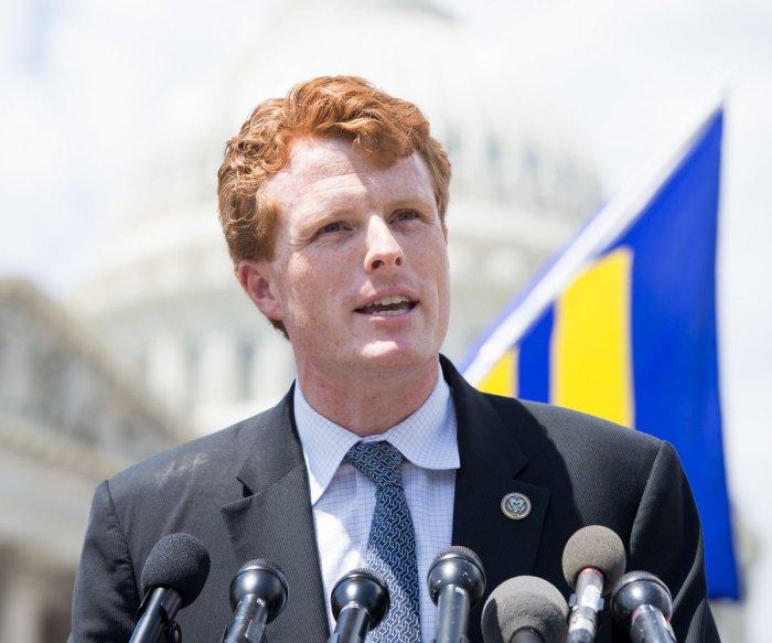 Mass. Rep. Joe Kennedy to challenge Senate incumbent