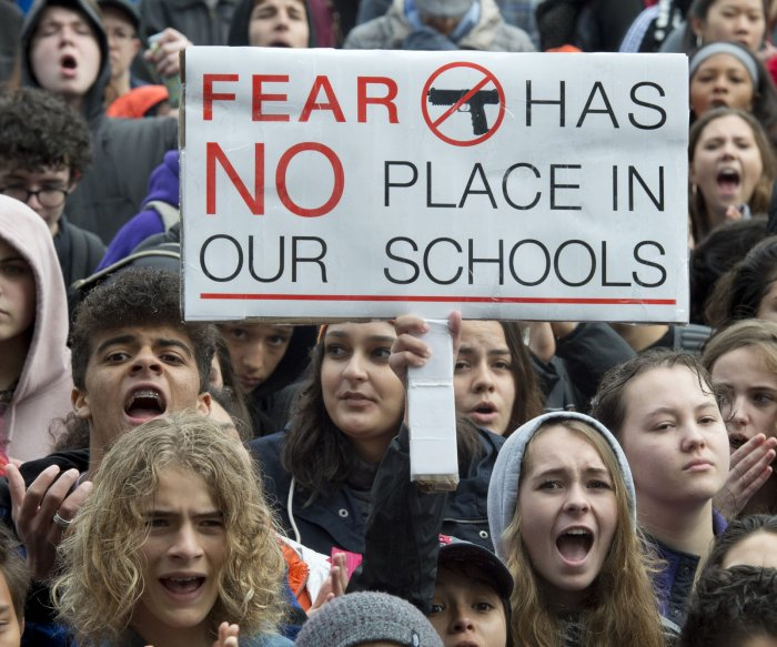 School safety report touches on attacks, mental health, prejudice