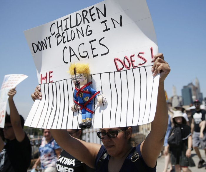 Over 200 children removed from Texas border facility