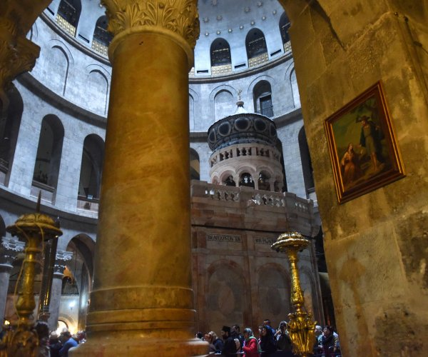 Restoration completed in Jerusalem's Church of the Holy Sepulchre