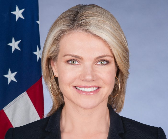 Nauert withdraws from U.N. ambassador consideration